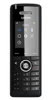 Snom M65 IP DECT телефон